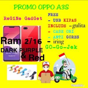 Oppo A3s Ram 2 Gb Garansi Resmi Oppo Tokopedia