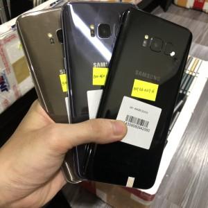 Samsung S8 Plus Duos Bekas Fullset Tokopedia