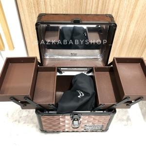 Jual Masami Shouko Beauty Case Makeup Tempat Kotak Kosmetik Berkualitas Tokopedia
