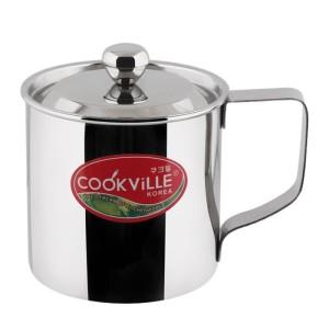 Gelas Mug Stainless Steel 12cm Cookville
