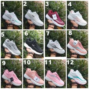 Sepatu Wanita Kets Sneaker Tokopedia