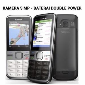 Nokia C5 00 Gsm Original Garansi 1 Bulan Tokopedia
