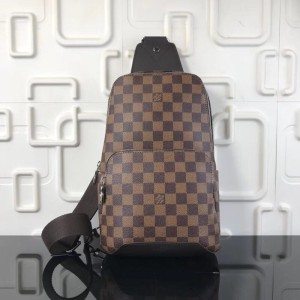 Jual Tas Waistbag Lv Damier Ebene Mirror Quality 1 1 Like Original 94915fb8b5
