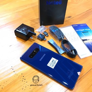 Samsung Note 8 Duos Bekas Second Fullset Tokopedia