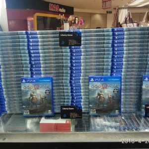 God Of War Ps4 Harga Murah Tokopedia