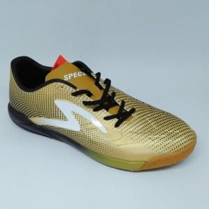 Sepatu Futsal Specs Swervo Thunderbolt In Squadron Spirit Orange White Original 100 Tokopedia