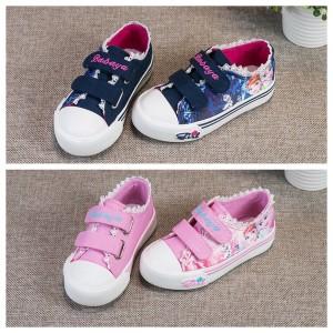 Sepatu Anak Import Frozen Elsa Sepatu Anak Import Cewek Sepatu Anak Sekolah Sepatu Anak Tk Perempuan Tokopedia