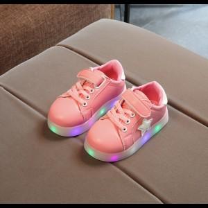 Led Shoes Sepatu Lampu Anak Laki Laki M By Yohji Yamamoto Tokopedia