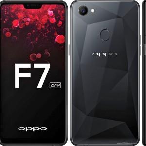 Oppo F7 Black Diamond Ram 6gb 128gb Tokopedia