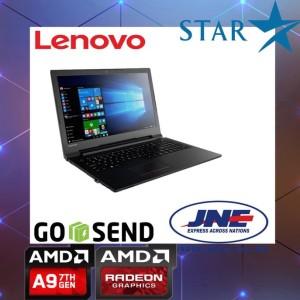 Lenovo V110 Amd A9 9420 Ram 4gb Hdd 500gb Amd 2gb Dos Newwww4489000 Tokopedia