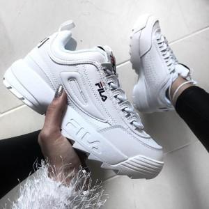 Sepatu Fila Disruptor Tokopedia