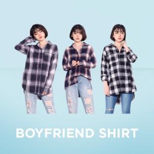 Produk Boyfriend Shirt
