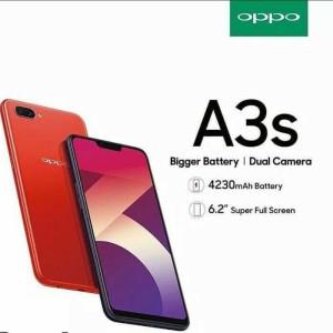 Oppo A3s Ram 3gb Internal 32 Gb Tokopedia