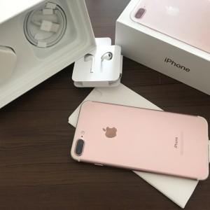 Iphone 7 Plus 128gb Second Fullset Tokopedia