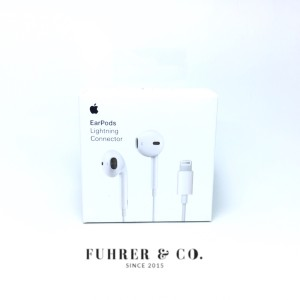 EARPHONE | HEADSET IPhone 7 Earpods | ORIGINAL APPLE LIGHTNING GARANSI