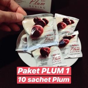 Optrimax Plum 10 Sachet Optrimax Jelly 10 Sachet Harga Murah Tokopedia
