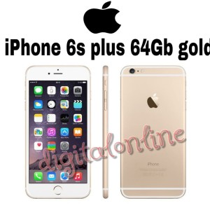 Iphone 6s Plus 64gb Gold Bonus Shining Chrome Ume Original Tokopedia