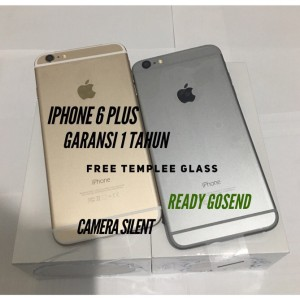 Original Iphone 6 Garansi 1 Tahun 64gb Warna Gold Tokopedia