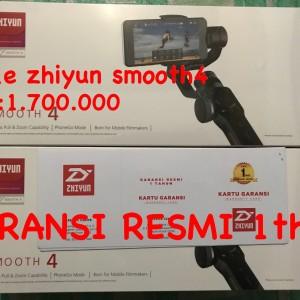 Zhiyun Smooth 4 Smartphone Gimbal Harga Murah Tokopedia
