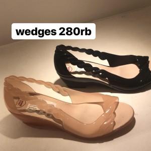 jelly bunny shoes malaysia wedges kepang cantik