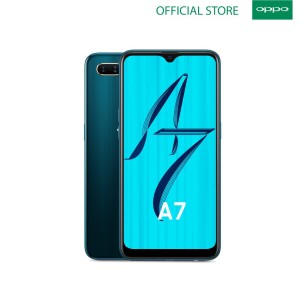 Smartphone Oppo A7 Tokopedia
