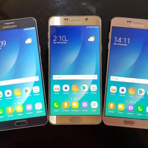 Samsung Galaxy Note 5 Sein Second Seken Tokopedia