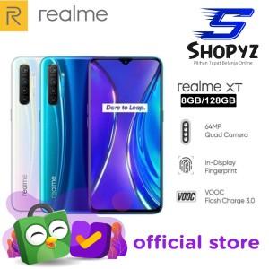 REALME XT 64MP QUAD CAMERA - 8GB 128GB - 8/128 - GARANSI RESMI REALME