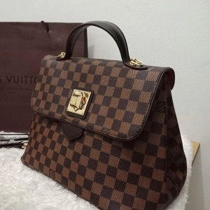 Jual Tas LV Bergamo Damier Mirror Quality 1 1 Original Leather 88384ad76a