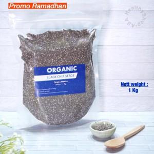 1 kg Organic Chia Seed Mexico