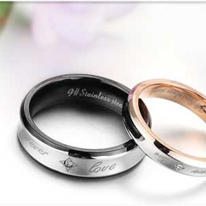 Cincin Couple CCC351