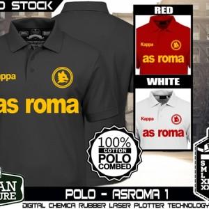 Polo Shirt Roma Asroma 1 Tokopedia