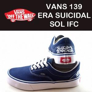 Sepatu Vans Suicidal Tendencies Tokopedia