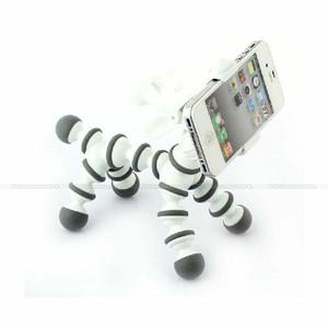 Flexible Tripod Horse Style Untuk Smartphone Warna Putih Rg2 Tablet Stand Holder Tokopedia