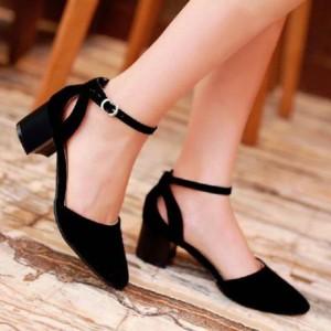 Sandal Wanita Heels Sepatu Wanita Tokopedia