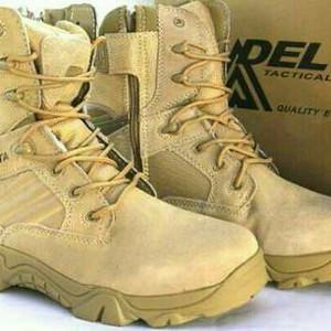 Sepatu Delta Cordura Tactical Boots Made In Usa Best Quality Tokopedia