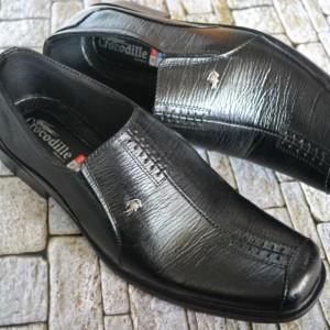 Sepatu Pantofel Pria Crocodile 003 Tokopedia