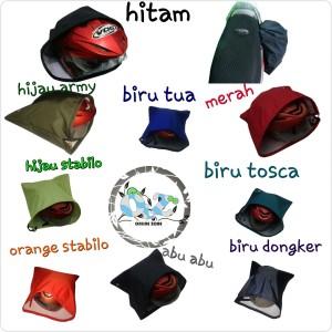 jas hujan helm / rain cover helme
