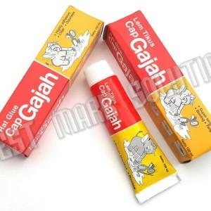 Cap Gajah Lem Tikus Tube 100 Ml Tokopedia