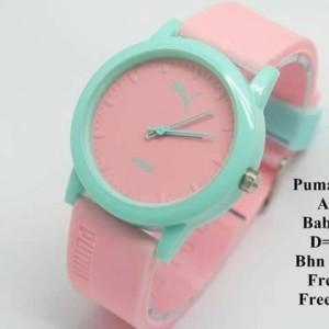 Jam Tangan Wanita Puma Candy Tokopedia