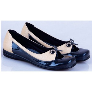 Jual Sepatu Flat | Balet Wanita | Cewek Casual Formal Kerja Kantor 487-96