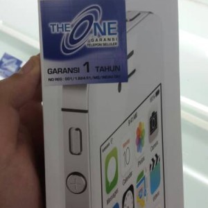 Apple Iphone 4 32gb Second Original Bekas Tokopedia