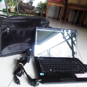 Jual Laptop Toshiba Satellite L740 Core I3 Mulus Like New
