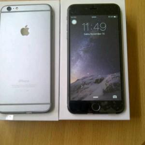 Grade A Iphone 6 Plus 16 Gb Second Mulus Original Full Set Tokopedia