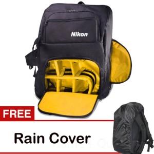 Universal Tas Kamera Ransel Backpack Kode D National Geographic Brown Tokopedia
