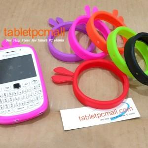 Ring Case Hp Case Bumper Rubber Glow Tokopedia