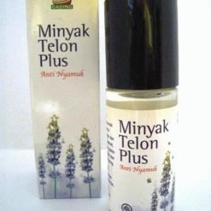 Minyak Telon Plus Cap Gading Roll on 30ml