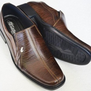 Sepatu Pantofel Kulit Crocodile Tokopedia