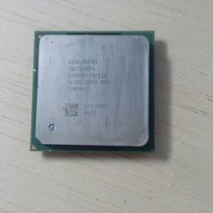 Prosesor PGA 775 Intel 03 Pentium 4 2,40ghz 533