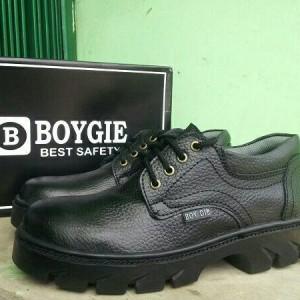 Sepatu Safety Boygie Tokopedia