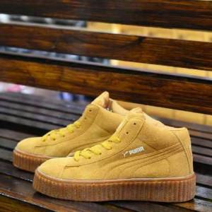 Cari Produk Sepatu Wanita Casual Senam Zumba Sport Puma Rihanna Baby ... 64ddf8dcbf